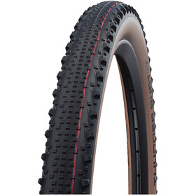 "SCHWALBE Thunder Burt Super Race Evolution Folding Tyre 29x2.10"" TLE Addix Speed, black/transparent"